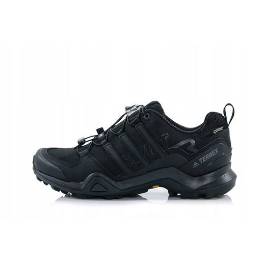 de74e6651 Buty zimowe męskie Adidas czarne na zimę sznurowane sportowe w Domodi