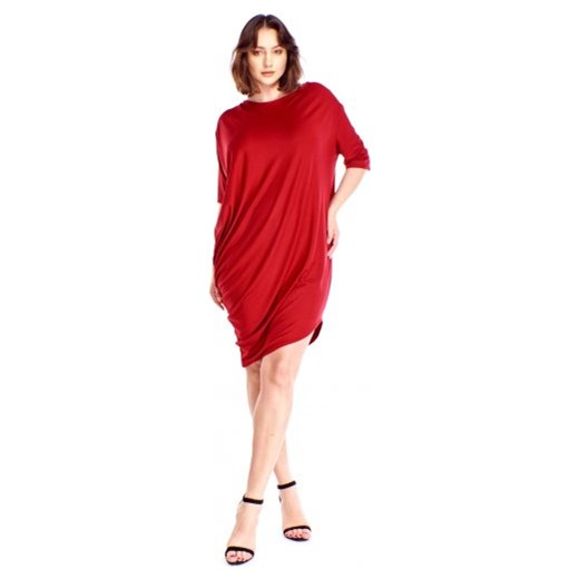 7c516bb9e2 Sukienka Bomo Moda na randkę casual w Domodi