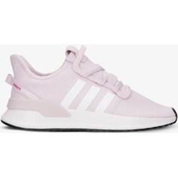 15e564c845 Buty sportowe damskie Adidas sneakersy sznurowane wiosenne na płaskiej  podeszwie