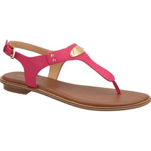 04985e67f13d2 Michael Kors Skórzane Sandały Plate Michael Kors 36 okazyjna cena Gomez  Fashion Store