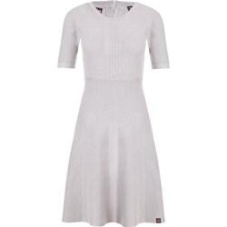 4e7fd9301e Sukienka Superdry z dzianiny z krótkim rękawem casual