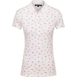 aca461e83671b Wielokolorowe koszulki polo damskie tommy hilfiger, wiosna 2019 w Domodi