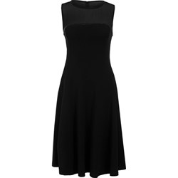 8057103624 Sukienka Emporio Armani z okrągłym dekoltem wieczorowa