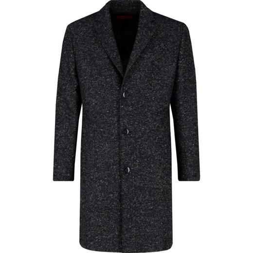 c8db6a0f5cd7a Hugo Wełniany płaszcz Miratus1841 Hugo Boss 50 Gomez Fashion Store  promocyjna cena ...
