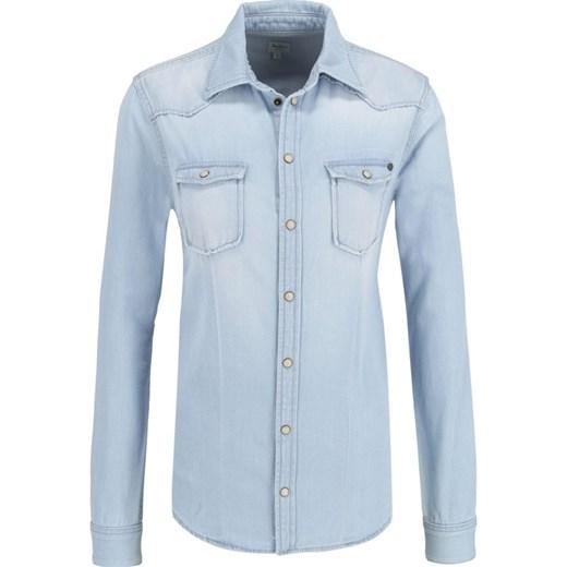 9ccffd5e7e4c65 Koszula damska Pepe Jeans z kołnierzykiem w Domodi