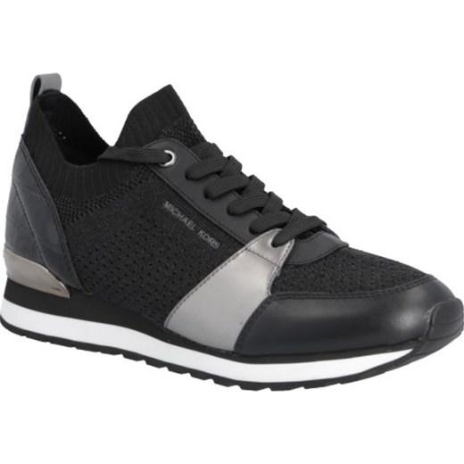 8f6f162fb77ae Sneakersy damskie Michael Kors bez wzorów sportowe wiązane w Domodi