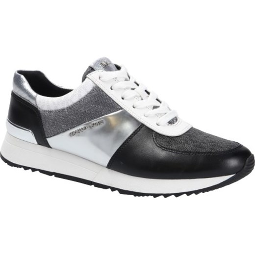 f512c9e883eb6 Buty sportowe damskie Michael Kors wiązane bez wzorów płaskie w Domodi