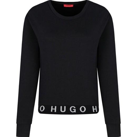 79580a6fe6ce2 Bluza damska Hugo Boss krótka w Domodi