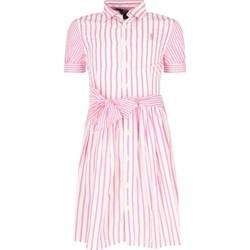 c4b36e6eea Sukienka dziewczęca Polo Ralph Lauren