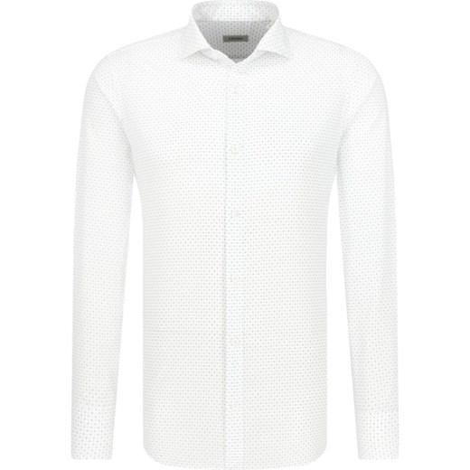 36e49630 Koszula męska Z Zegna z długim rękawem gładka