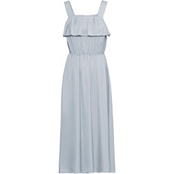 756a6c50b1 Sukienka biała Bonprix prosta na urodziny