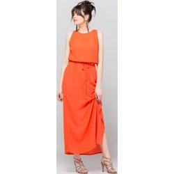 26c6b1a77c Sukienka Monnari maxi bez wzorów