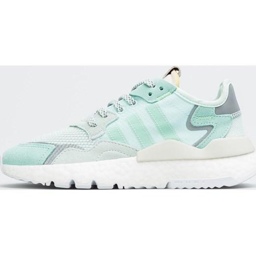 Buty sportowe damskie Adidas do biegania płaskie wiosenne casual sznurowane