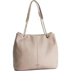 417c05402cf8b Shopper bag Lasocki na ramię bez dodatków elegancka ...