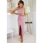 987971153f Sukienka bez pleców na wesele z ćwiekami czarna are-you-fashion ...