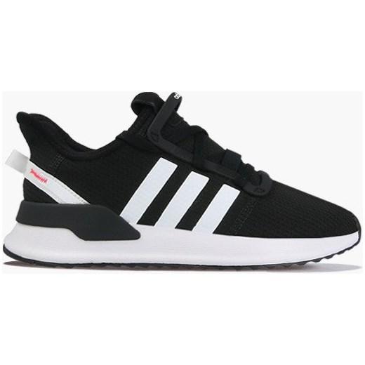 Buty sportowe damskie Adidas Originals dla biegaczy sznurowane bez wzorów