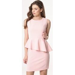 936369c0b9 Sukienka Born2be mini baskinka bez rękawów