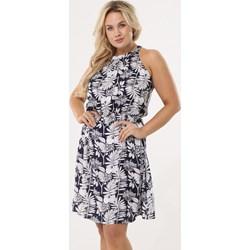 e4b55c1641 Sukienka Born2be plażowa bez rękawów