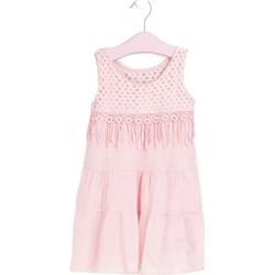 85a072717a Sukienka dziewczęca Born2be różowa