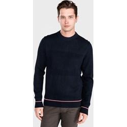 b1c10c846937c Sweter męski Tommy Hilfiger bez wzorów