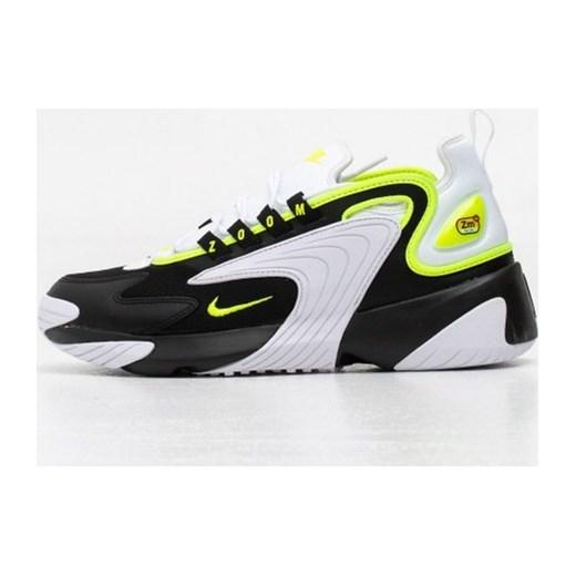 Nike buty sportowe męskie zoom wielokolorowe skórzane sznurowane