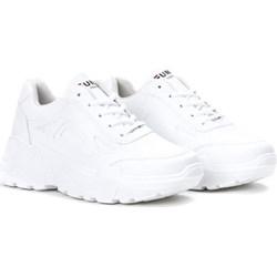 4b1dacb52a642f Białe buty sportowe damskie royalfashion.pl, lato 2019 w Domodi
