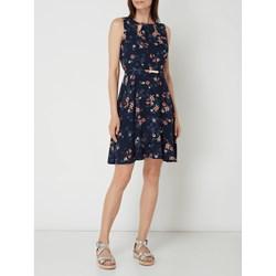 58b23aeb16 Apricot sukienka bez rękawów z okrągłym dekoltem rozkloszowana