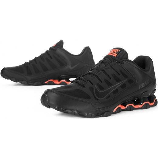 Buty sportowe męskie Nike wiązane szare Buty Męskie BK szary