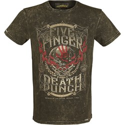 T-shirt męski Five Finger Death Punch - EMP