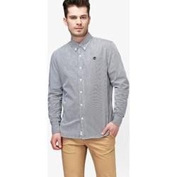 013e7362b46b3b Timberland koszula męska z długimi rękawami gładka