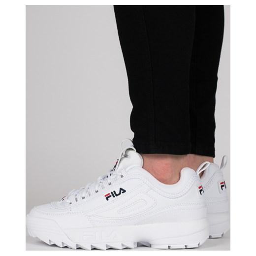 Fila sneakersy damskie sportowe sznurowane