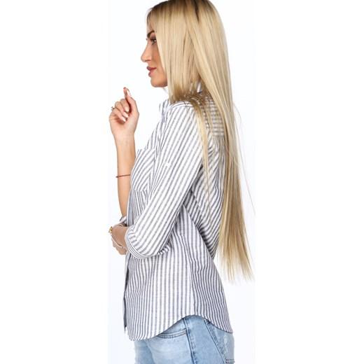 80% ZNIŻKI Fasardi koszula damska z tkaniny Odzież Damska IW  arMmw