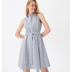 033459100f Sukienka House bez wzorów bez rękawów
