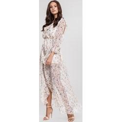 60781ab270 Sukienka Renee z długim rękawem