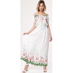 4698d57e67 Sukienka Born2be na co dzień maxi