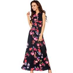 65e400ca Sukienka Lemoniade na spacer maxi w kwiaty