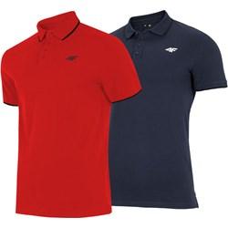 40f355044 4F t-shirt męski casual z krótkimi rękawami