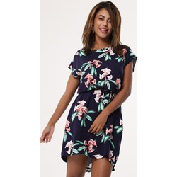 2cc53c6f9c Sukienka Born2be mini w kwiaty