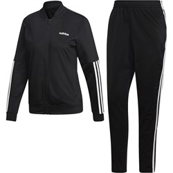 40b048670b7a06 Czarny dres damski Adidas Performance