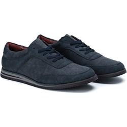3dddde60f28e5 Granatowe buty męskie, lato 2019 w Domodi