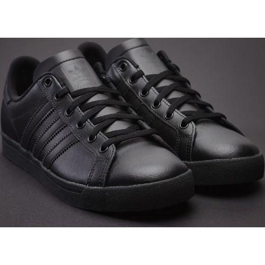 7585cee6 Trampki damskie Adidas sportowe sznurowane na płaskiej podeszwie na wiosnę