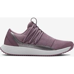 c8267ebb Adidas. Buty sportowe damskie Under Armour do biegania młodzieżowe skórzane  bez wzorów płaskie