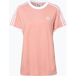 a021e67bcdf555 Bluzka sportowa Adidas Originals na wiosnę w paski
