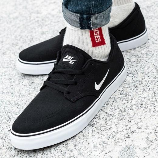 Buty sportowe męskie Nike sb jesienne młodzieżowe czarne