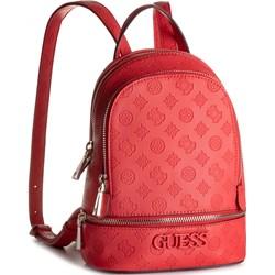 cfc291261d698 Czerwone plecaki damskie guess, lato 2019 w Domodi