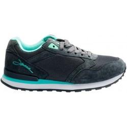 9a368f91b4084 Iguana buty sportowe damskie do fitnessu płaskie bez wzorów wiosenne wiązane