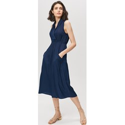 b8cc059b21 Granatowe sukienki