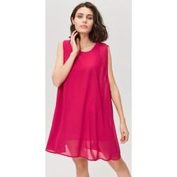 c6f40147d5922d Sukienka Femestage z okrągłym dekoltem mini