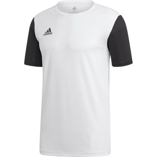 najlepszy T shirt chłopięce Adidas z krótkim rękawem Odzież