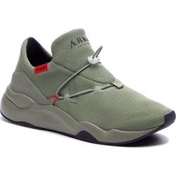 77676c3d Arkk Copenhagen buty sportowe męskie zielone z tworzywa sztucznego ...